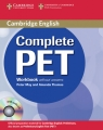 Complete PET Workbook without answers + CD May Peter, Thomas Amanda