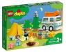 Lego Duplo: Rodzinne biwakowanie (10946)