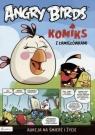 Angry birds komiks. Aukcja na śmierć i życie