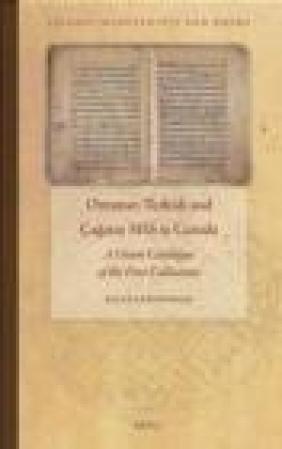 Ottoman Turkish and Cagatay MSS in Canada Eleazar Birnbaum