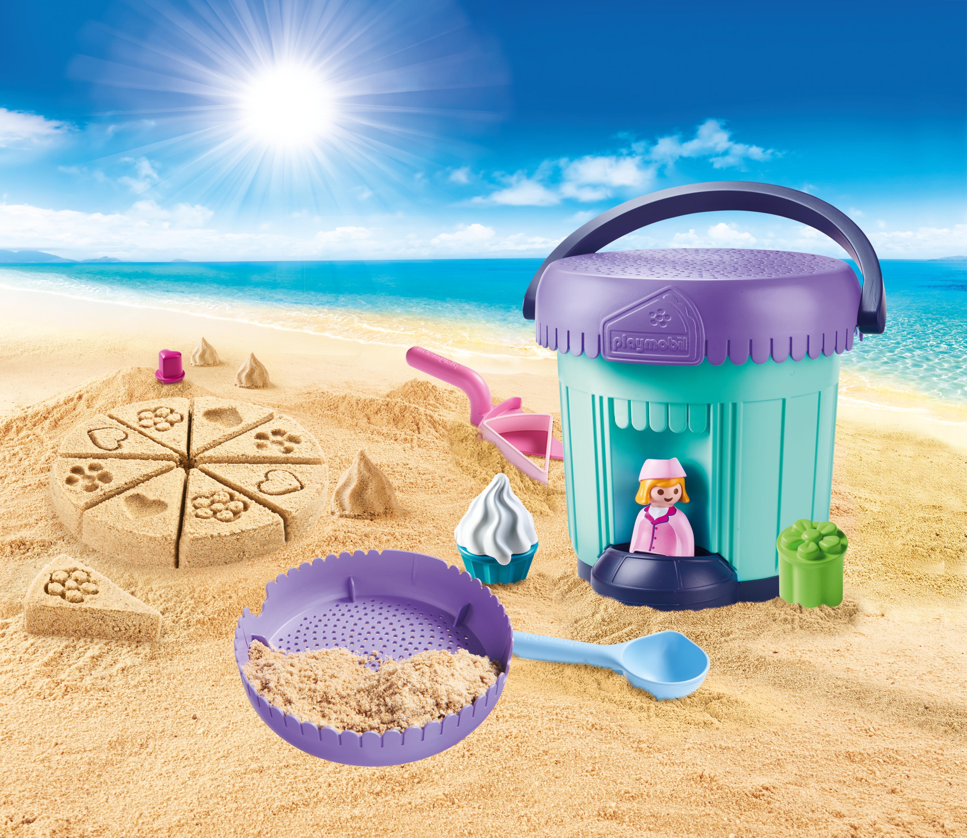 Playmobil 1.2.3 Sand: Zestaw