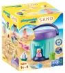 Playmobil 1.2.3 Sand: Zestaw Piekarnia z piasku (70339) Wiek: 1,5+