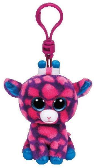 Maskotka brelok Beanie Boos Sky High - Różowa Żyrafa (TY 36639)
