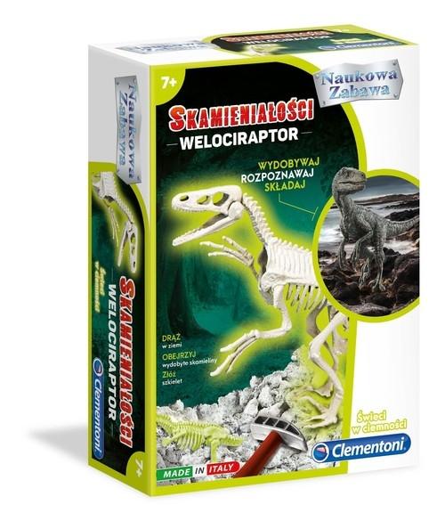 Skamieniałości Welociraptor