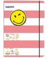 Notatnik PP my.book Flex A4/2x40 kartek linia i kratka Smiley (50001729)