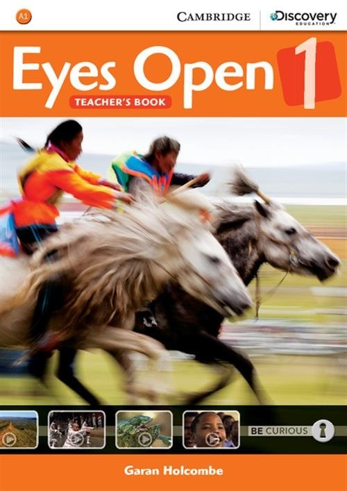 Eyes Open 1 Teacher's Book Holcombe Garan