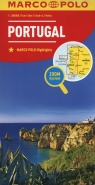 Mapa Marco Polo Portugalia 1:300 000  Zoom