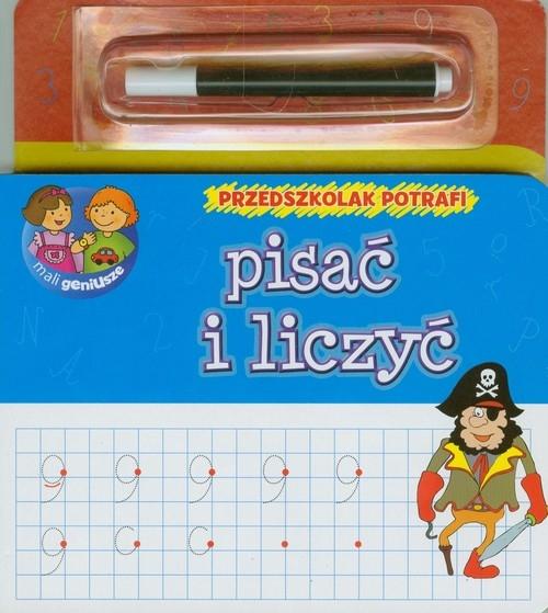 Przedszkolak potrafi pisać i liczyć Wiśniewska Anna