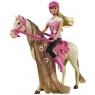 STEFFI Lalka z koniem w stroju dżokejki (105730939)