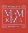 MDM KMA Architektonicza spuścizna socrealizmu Warszawa Berlin