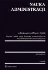 Nauka administracji Bukowska Joanna, Cieślak Zbigniew, Federczyk Wojciech, Klimaszewski Michał, Majchrzak Bartosz