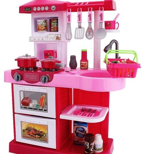 Kuchnia Luxury Zabawa w kucharza