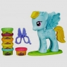 Play-Doh Salon fryzjerski Rainbow Dash (B0011)