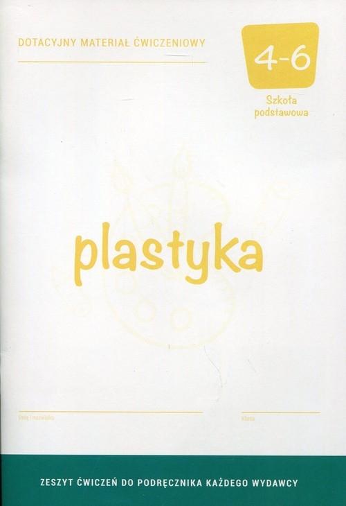 Plastyka 4 Dotacyjny materiał ćwiczeniowy Florianowicz Piotr