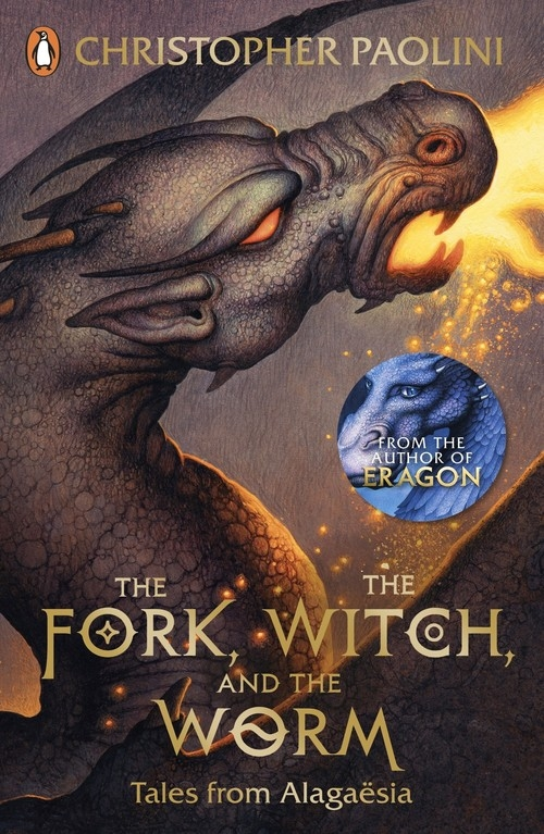 The Fork, the Witch, and the Worm Paolini Christopher
