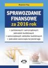 Sprawozdanie finansowe za 2016 rok