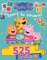 Peppa Pig 525 Naklejek - Sport to zdrowie praca zbiorowa