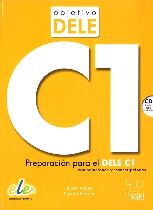 Objetivo DELE C1