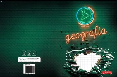Zeszyt A5/60K Geografia (5szt)