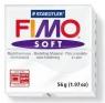 Masa termoutwardzalna Fimo Soft biały (S 8020-0)