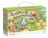Puzzle obserwacyjne 80: Życie w mieście (DOP300135)