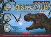 Dinozaury Podróż do prehistorycznego świata Odkrywca 3D Taylor Barbara