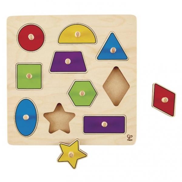 Geometryczne puzzle