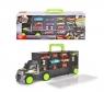Ciężarówka i walizka 2w1 + autka