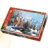 Puzzle 1000 Zimowy krajobraz (10439)