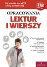 Opracowania lektur i wierszy kl. VI-VIII SP 2018