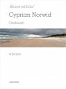 Klucze od echa Norwid Cyprian