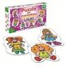 Puzzle dla maluszków Lalki