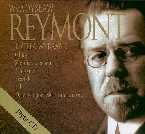 Dzieła wybrane na CD Reymont Władysław Stanisław
