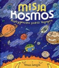 Misja kosmos Międzygwiezdna podróż Voyagera Samojlik Tomasz