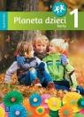 Planeta dzieci. Pięciolatek. Karty pracy. Część 1 Beata Gawrońska, Emilia Raczek