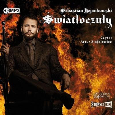 Światłoczuły  (Audiobook) Hejankowski Sebastian