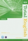New Total English Starter Workbook with key z płytą CD Bygrave Jonathan