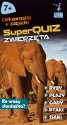 Kapitan Nauka. SuperQuiz - Zwierzęta Wiek: 7+ Kolasińska Justyna