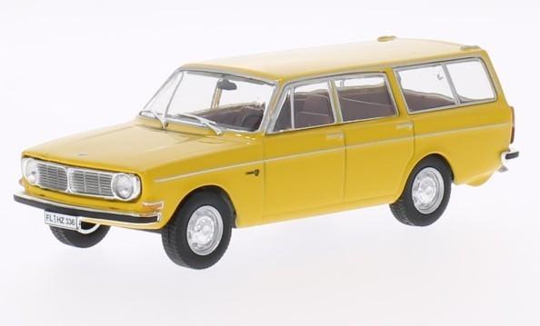 Volvo 145 1973 (dark yellow)