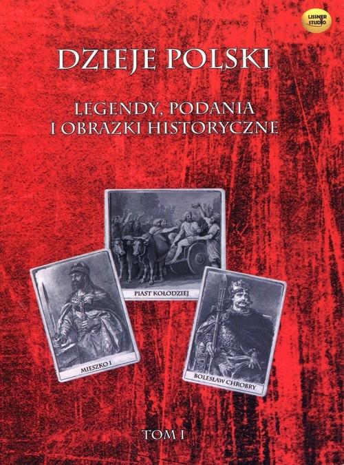 Dzieje Polski Tom 1  (Audiobook)