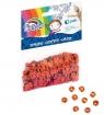 Confetti cekiny - kółko miedziane FIORELLO
