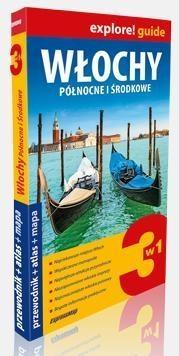 Explore!guide Włochy Pn i Środkowe 3w1 Wyd.II