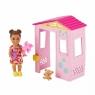 Akcesoria spacerowe Barbie Domek (FXG94/GRP15) od 3 lat