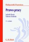 Prawo pracy Florek Ludwik, Zieliński Tadeusz