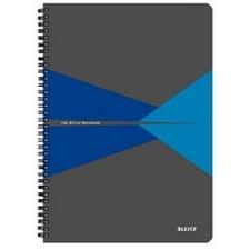 Kołonotatnik Leitz  A4# PP niebieski 44950030