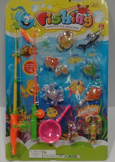 Wędka z rybkami (G089981)