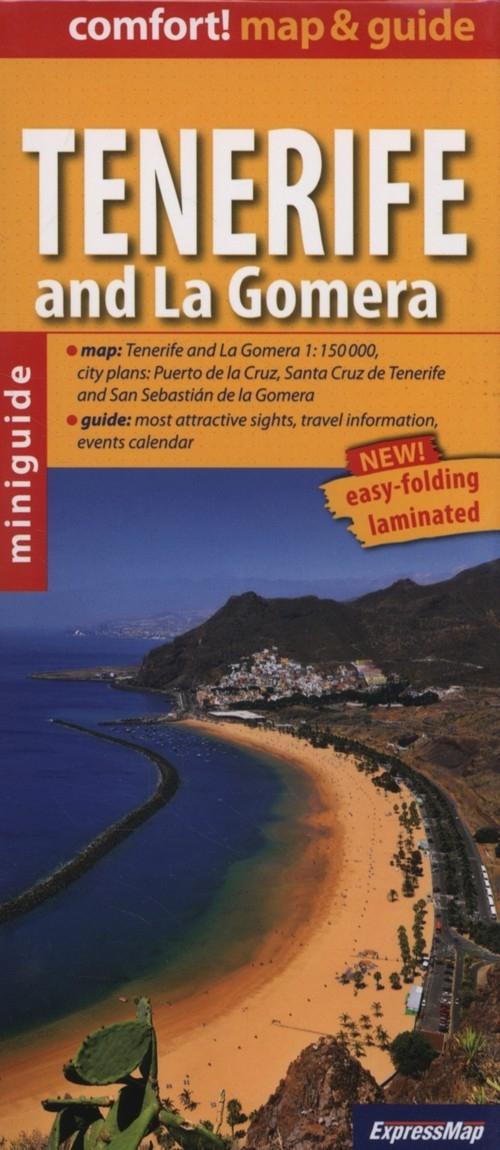 Tenerife and La Gomera map & guide