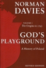 God's Playground Tom 1 Davies Norman