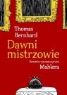 Dawni mistrzowie Komedia rysowana przez Mahlera Bernhard Thomas, Nicolas Mahler