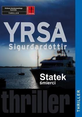 Statek śmierci Sigurdardottir Yrsa